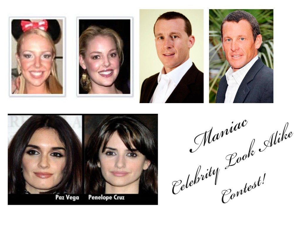Now Modeling Celebrity Look Alike Contest | Facebook
