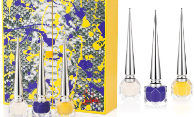 Christian Louboutin – Spring 2015 Limited Edition Nail Color Collection