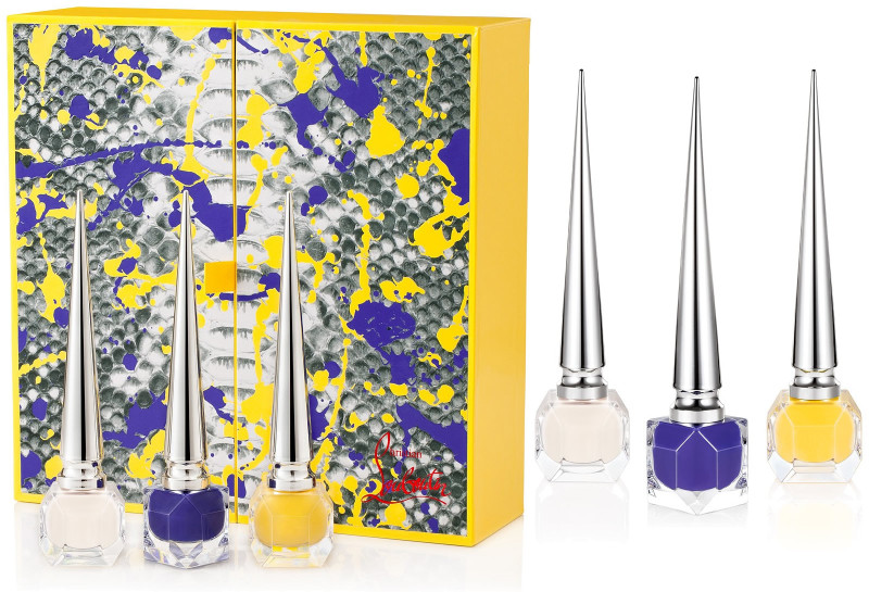 0d9ce242b90 Christian Louboutin Nail Polish Spring 2015 Limited Edition Collection