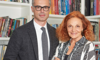 DVF new CEO