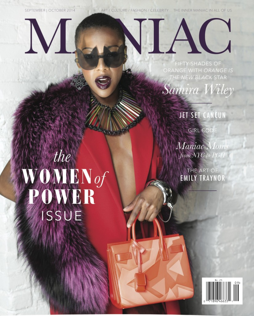 Samira Wiley, Orange is the New Black Trailer, Maniac Magazine