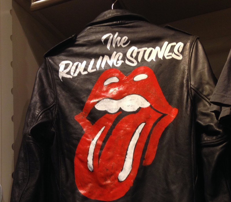 The Rolling Stones X Lucky Brand