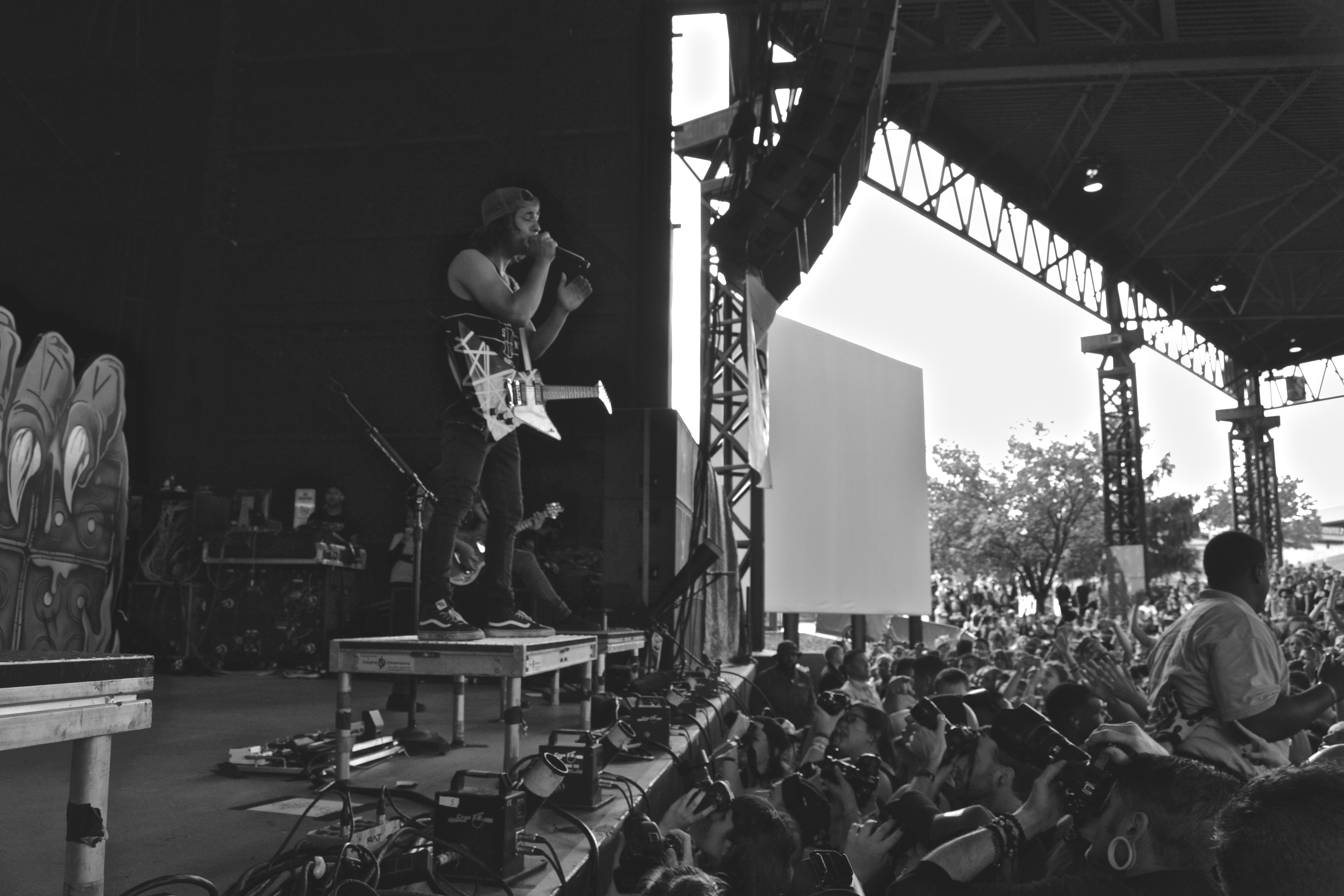 4923f010da Vans Warped Tour Pittsburgh Welcomes Local Band to the Stage