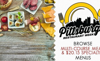 Pittsburgh Restaurant Week Summer 2015