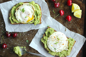 Maniac_Avocado and egg toast