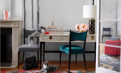 Kate Spade Furniture Line Launches