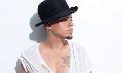 Evan Ross Maniac Magazine
