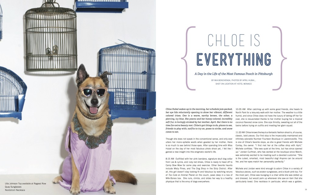 Maniac Magazine dog issue