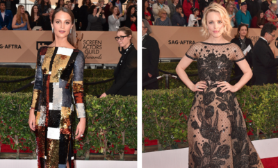 2016 sag awards best dressed