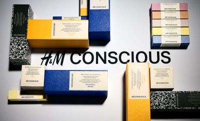 H&M Conscious Collection Beauty Launch
