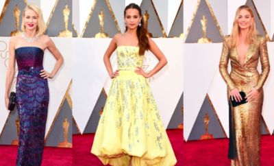 2016 oscars best dressed