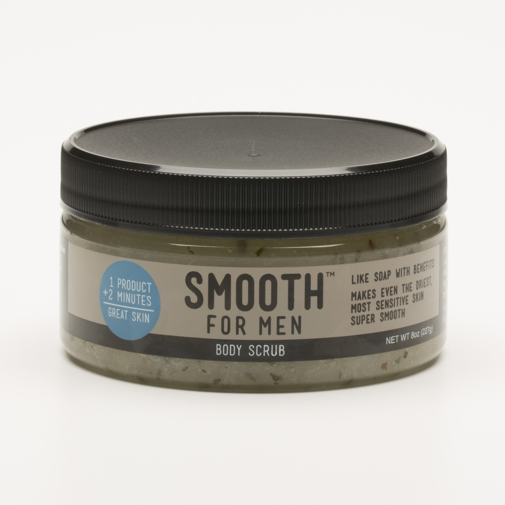 Valentineu0027s Day Gifts For Men, Smooth For Men Eucalyptus Spearmint Body  Scrub, $19
