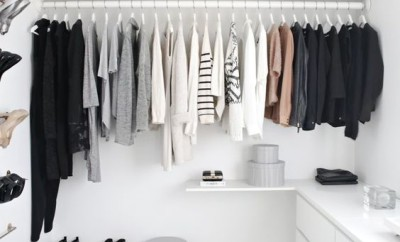 spring cleaning wardrobe edition