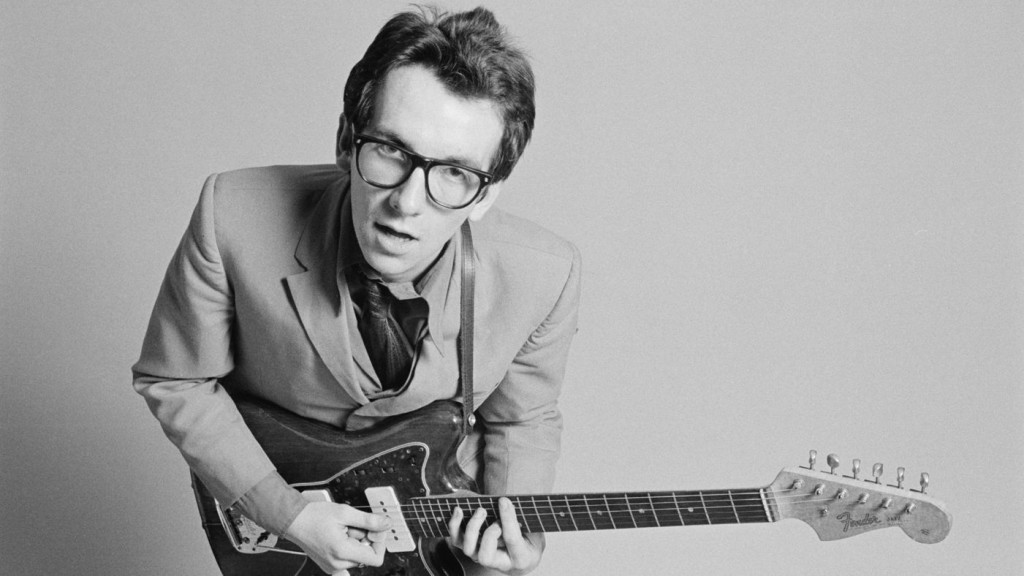 Elvis Costello Maniac Magazine